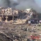 Funerals Begin for Victims of Somalia Truck Bombing as Death Toll Rises to Over 300