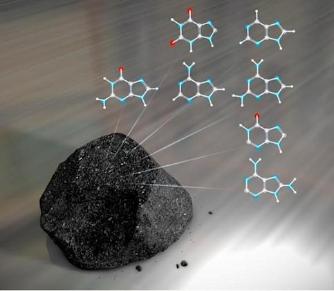 NASA finds DNA components in meteorites, says they originated in space (video)