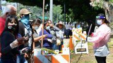 Covid-19: Los Angeles pode pagar para que infectados façam quarentena