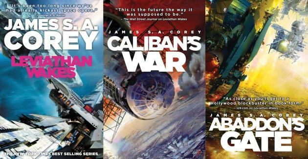 Syfy's adaptation of 'The Expanse' novels has its first trailer