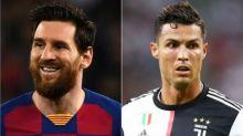 Messi x Cristiano Ronaldo: veja os números do duelo