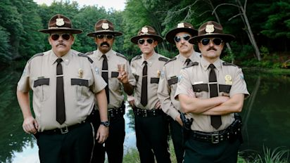 The 'Super Troopers 2' cast on how to meow properly
