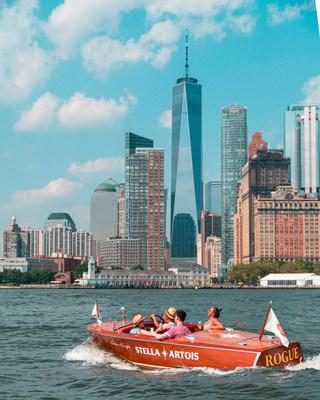 New Yorkers, Get Your Chance to Ride on Stella's East River Riviera