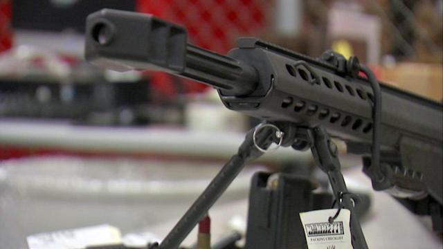 Sandy Hook Elementary School shooting sparks debate on assault weapons
