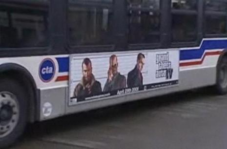 Take-Two sues Chicago Transit for pulling GTA IV ads