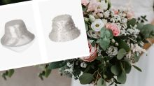 'Ridiculous' bucket hat bridal trend ridiculed