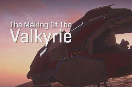 PlanetSide 2 reveals its newest vehicle, the Valkyrie