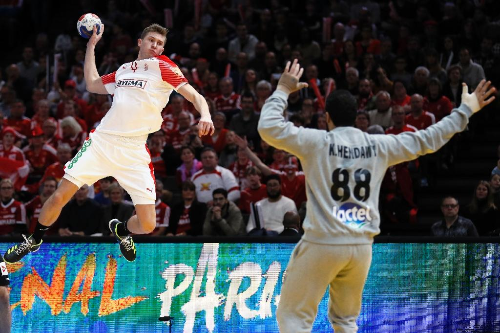 Big guns Denmark and Spain romp at worlds