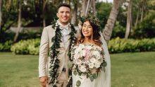 MMA star Angela Lee marries Brazilian fighter in Hawaii