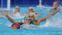 Stingers draw Russia in water polo QF