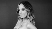 Jana Kramer shares topless photo after breast augmentation: 'This next me is free'