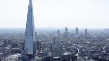 Stunning footage shows daredevil scaling London's tallest building without a harness