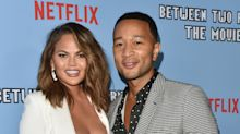 Chrissy Teigen Shares Video Of 'Wine Drunk' John Legend Singing Ballad On Stage