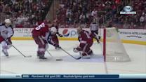 Nathan Horton scores in Columbus debut