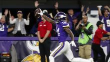 Watch the top five Vikings fan reactions to Stefon Diggs' miracle catch