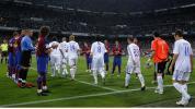 ¿Cuántos pasillos se han hecho entre Barcelona y Real Madrid?