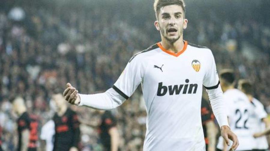 Foot - Transferts - Transferts : Ferran Torres (Valence CF) s'engage 5 ans à Manchester City