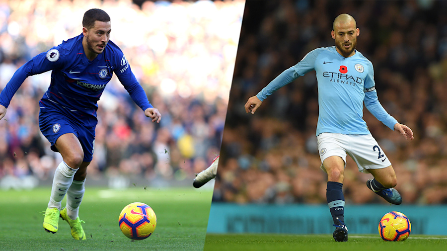 Live: Chelsea host reigning champions Manchester City ahead of frantic Christmas