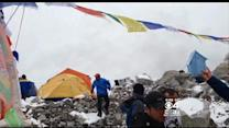 Mt. Everest Disaster Hitting Home