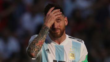 """Jornalista diz que Messi quer """"aposentadoria temporária"""" da seleção argentina"""