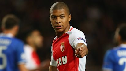 Kylian Mbappe remains on Real Madrid radar