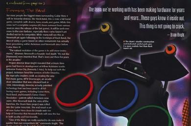 """Guitar Hero IV drum kit gets pictured, """"cymbals"""" and all"""