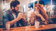 A third of female daters are only there for the free meal