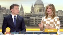 Kate Garraway hits out at school for banning pupils from using fake tan