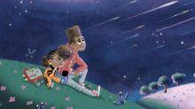'Utterly joyful' Look Up! wins Waterstones children's book of the year