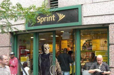 Sprint lays off all in-store greeters and hosts?