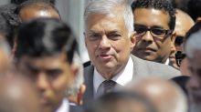 Sri Lankan prime minister testifies in bond probe
