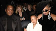 Blue Ivy's Reaction to Her Parents Dancing Is Gold
