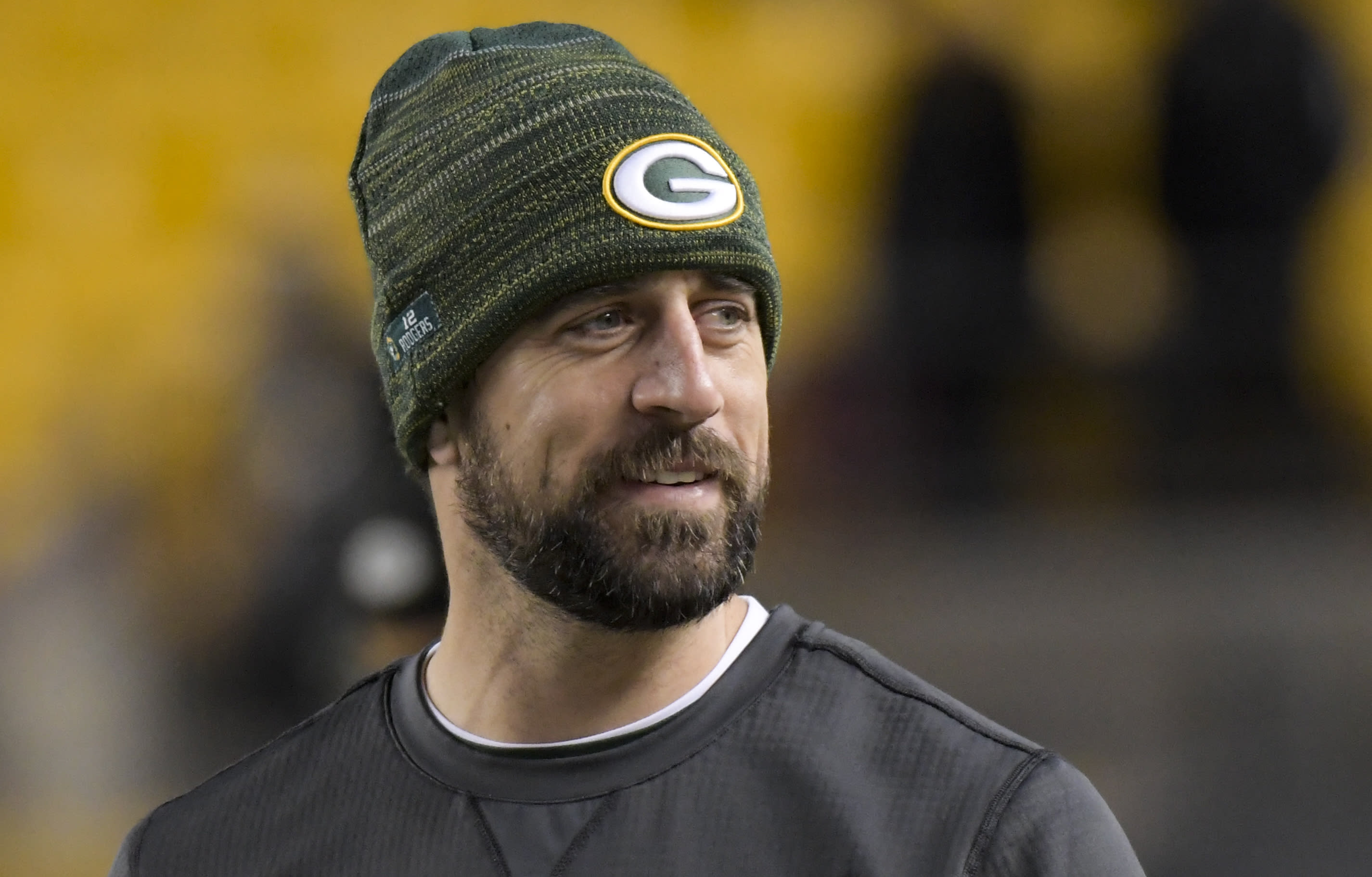 Aaron Rodgers says he's been medically cleared to return