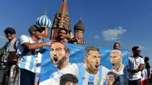 Russians, foreigners seek love at World Cup