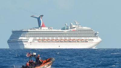 Carnival Apologizes for Ship Fire