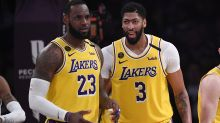 Anthony Davis won't be getting LeBron James' No. 23 jersey number after all