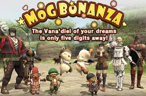 Mog Bonanza numbers revealed, grand prize totals over 85 million gil