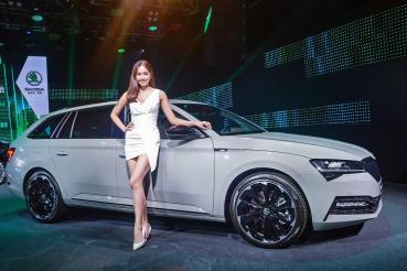 全新Skoda Superb挾超前科技配備登場、六車型售價122.9萬元起!