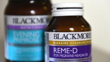 Blackmores down despite healthy Q1 profit