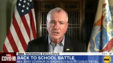 Reopen NJ: Gov. Murphy talks beaches, schools and anti-maskers on GMA