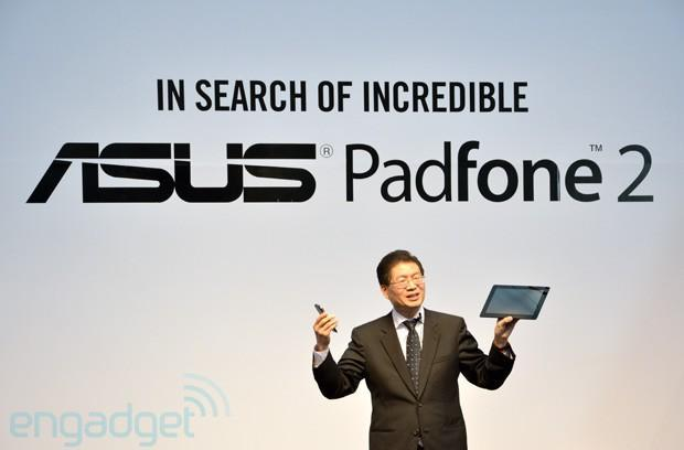 ASUS PadFone 2 to hit European and Asian markets before end of December (update: European prices)
