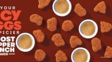 Wendy's Heats Up Summer with National Launch of All-New Ghost Pepper Ranch Sauce