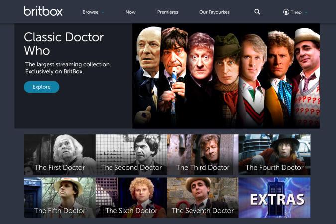 BritBox / BBC