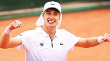 'Iconic cap': Tennis world erupts over Aussie cult hero