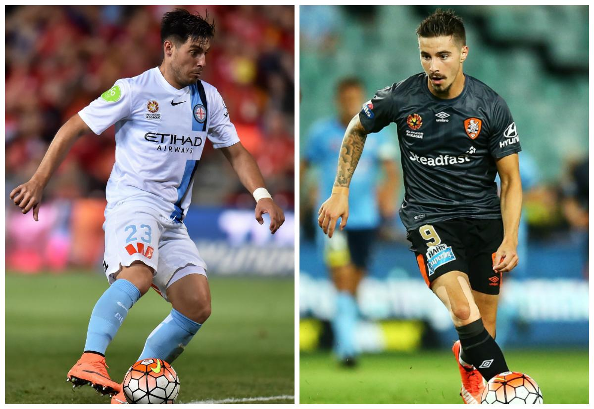Nick Fitzgerald Injury >> Melbourne City - Brisbane Roar Preview: Sharpshooters clash at AAMI Park