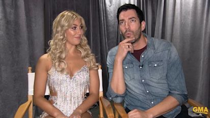 'DWTS' partners play 'Two Truths and a Lie'
