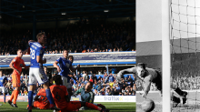 In pictures: Football's most glorious stadiums, now and then