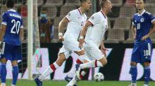 Foot - L. nations - Ligue des Nations: les buts de Bosnie-Herzégovine - Pologne en vidéo