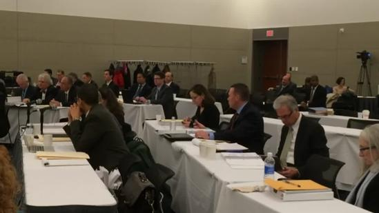 MGM goes before Gaming Commission