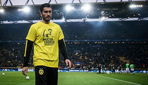 "Champions League: Sahin: ""Ich will den Anschlag nicht verdrängen"""